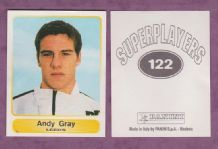 Leeds United Andy Gray 122